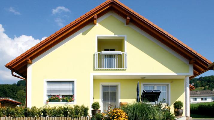 Надежная краска для фасадных работ