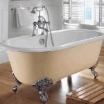 Оригинальная стальная ванна