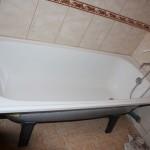 Преимущества стальной ванны
