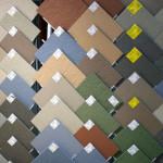 Разнообразная керамическая плитка