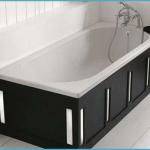 Стальная ванна и ее особенности