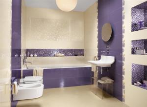 Стильный интерьер для ванной комнаты