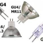 Типы цоколей светодиодной лампы