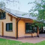 деревянный дом и его проект