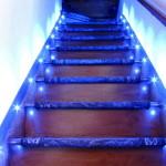 Светодиодная лента для лестницы