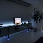Светодиодная лента для оформления мебели
