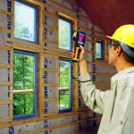 тепловизионное обследование проводится в доме