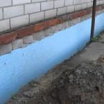 Теплоизоляция фундамента частного дома