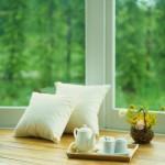 Пластиковые окна для обустройства типовых домов