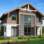 Готовые проекты домов от компании