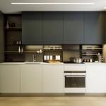 Дизайн компактной кухни