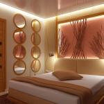 Комбинирование различных видов освещения в пределах одного помещения