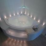 Планирование света и виды дизайна освещения ванной комнаты