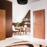 Шпонированные двери — прекрасный аналог натуральному материалу