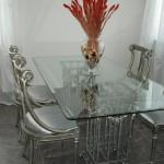 Стеклянные предметы интерьера и их основные достоинства