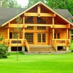 Что может быть лучше деревянного дома