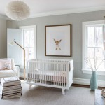 Интерьер детской комнаты для самых маленьких