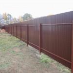 Забор – необходимая защита приусадебного участка