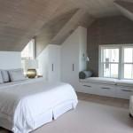 Спальня на мансарде: советы по обустройству интерьера