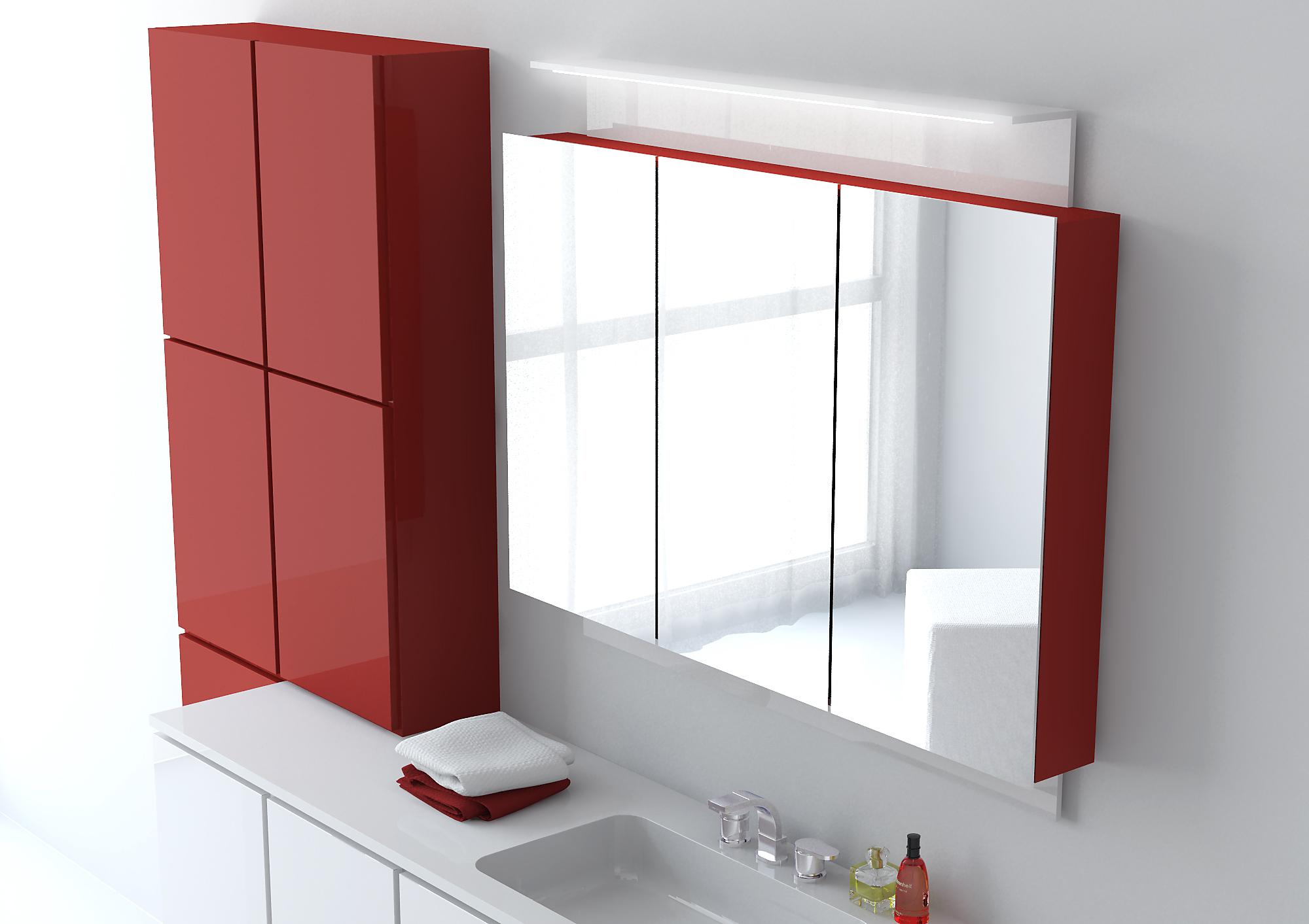 какой выбрать материал мебели для ванной