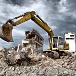 Работы по строительству и демонтажу