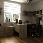 Как обустроить кабинет в квартире