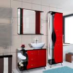 Стилистические эксперименты при выборе мебели для ванной комнаты