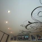 Фотопечать на натяжных потолках: особенности и преимущества