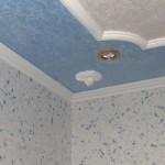 Декоративные покрытия для потолка и стен