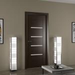 Межкомнатные двери: шпон, экошпон, ламинат