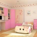 Как выбрать детскую мебель для девочки?