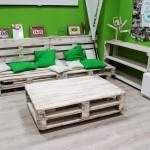 Декорируем интерьер с помощью мебельных поддонов