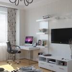 Правильно организованное рабочее место в квартире
