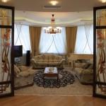 Витражные стекла в декоре интерьера