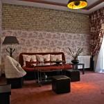 Драпировка на стенах: изысканная простота