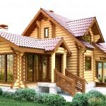 Построить или же купить деревянный дом?
