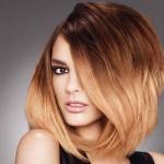 Окрашивание волос по тренду 2018 года