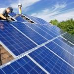 Независимое энергоснабжение с помощью солнечных батарей