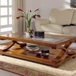 Деревянные столы из массива