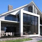 Преимущества домов из газобетона