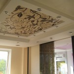 Тканевые натяжные потолки: преимущества