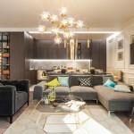 Дизайн интерьера квартиры: нюансы