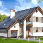 Преимущества готовых проектов домов