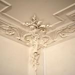 Гипсовая лепнина на потолке: идеи для вашего дома
