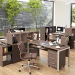 Как выбрать офисную мебель для персонала?