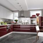 Преимущества стильной кухни на заказ