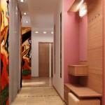 Прихожая в маленький коридор, фото и советы