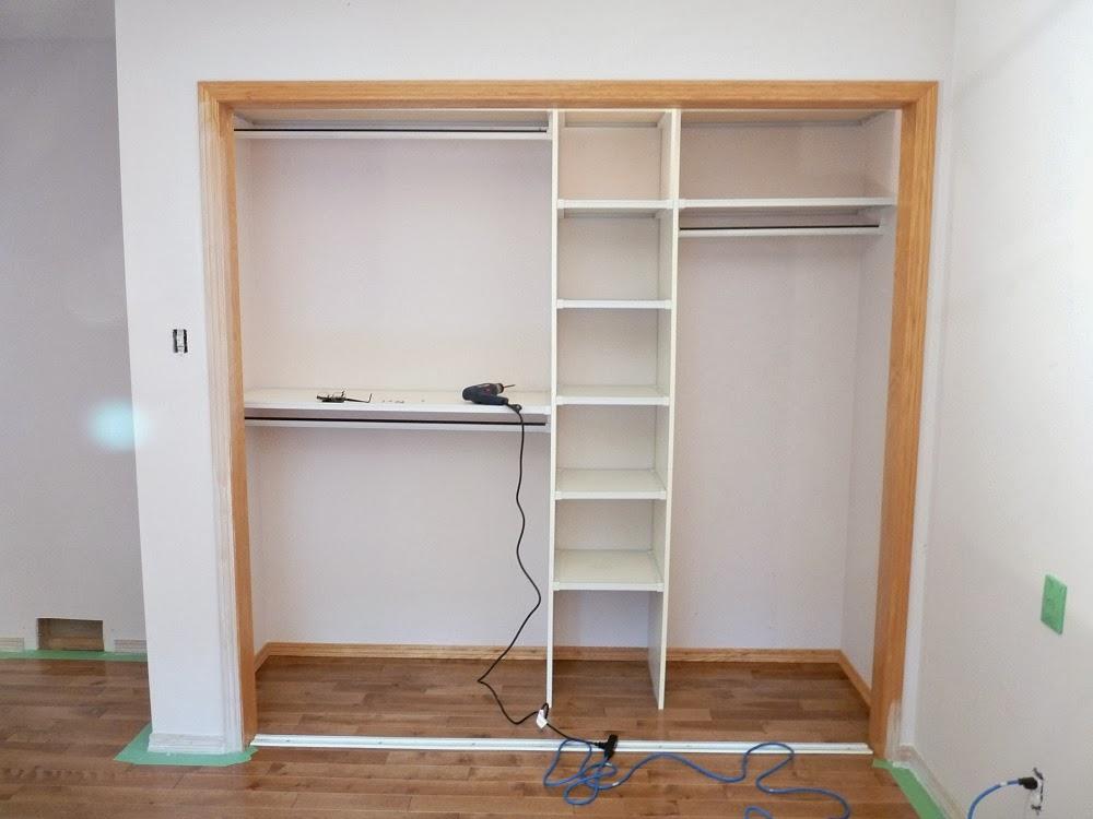 closet organizer ideas for small closets - Шкаф купе в прихожую своими руками фото советы