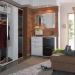 Мебель прихожая в маленький коридор, фото и правила выбора