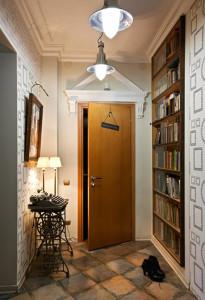 Лофт стиль для содания уютного домашнего интерьера прихожей